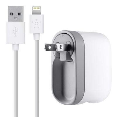Get the power you need. Swivel Style! Power Adapter for Apple iPhone 5/iPad/Tablets. Apple iPad mini, iPhone 5, iPod Nano (7G) and iPod Touch (5G) (4th generation) at home or while traveling even in crowded or hard to reach outlets. Great as a replacement or you simply need an extra. Shipped within Canada.