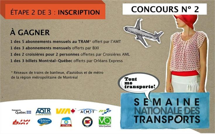 CONCOURS N°2: Des tonnes de prix à gagner! (Terminé)  http://www.toutmetransporte.com/#concours