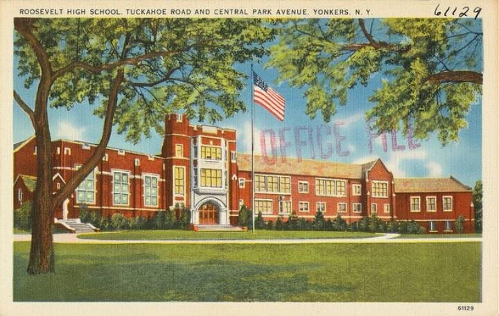 Roosevelt High School Yonkers, New York