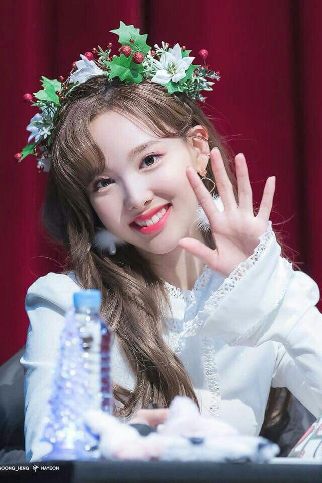 Fb Wallpaper Hd Twice Nayeon 171216 Quot Heart Shaker Quot Fansign Twice Debut