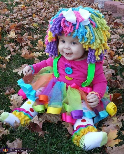 Princess Clown Halloween Costume Contest