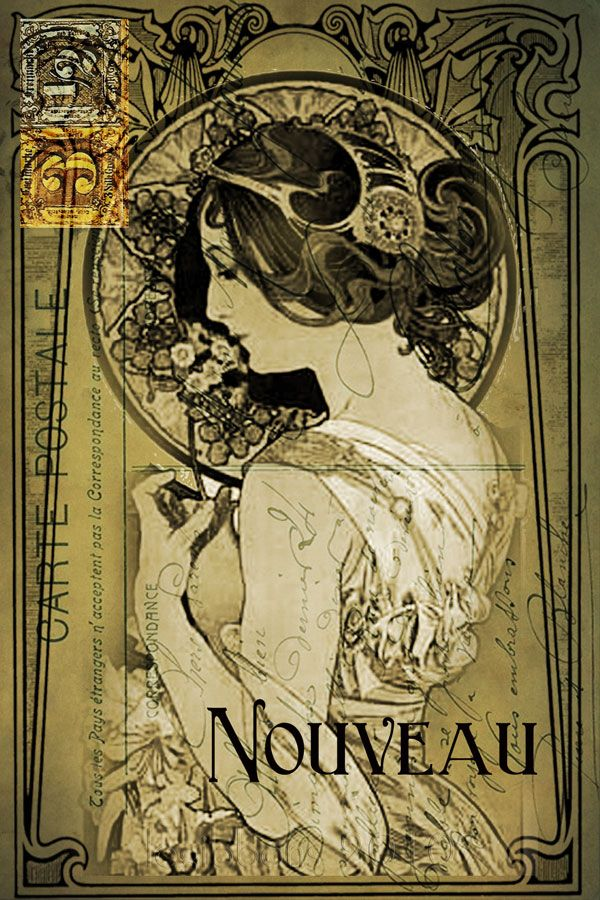 art nuevo | ... art s challenge art nouveau a period when art drew from natural forms