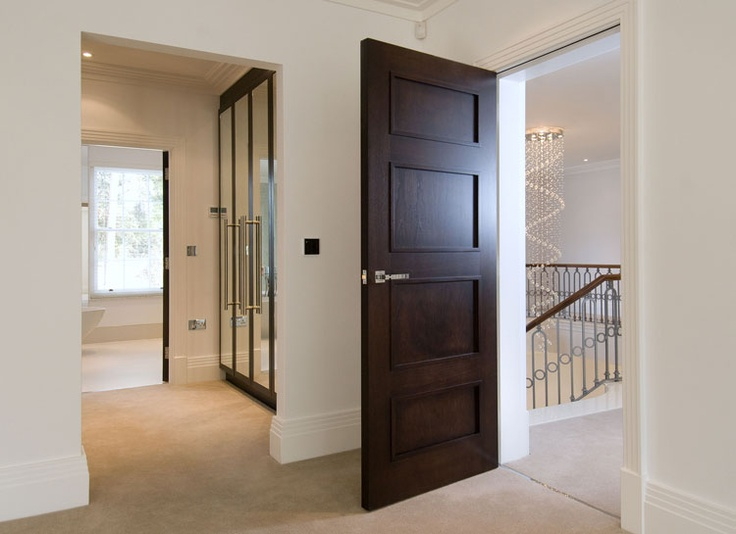 Ahmarra supplies doors for multi-million pound private home in Ascot