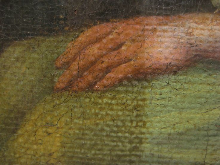 schoonmaken schilderij