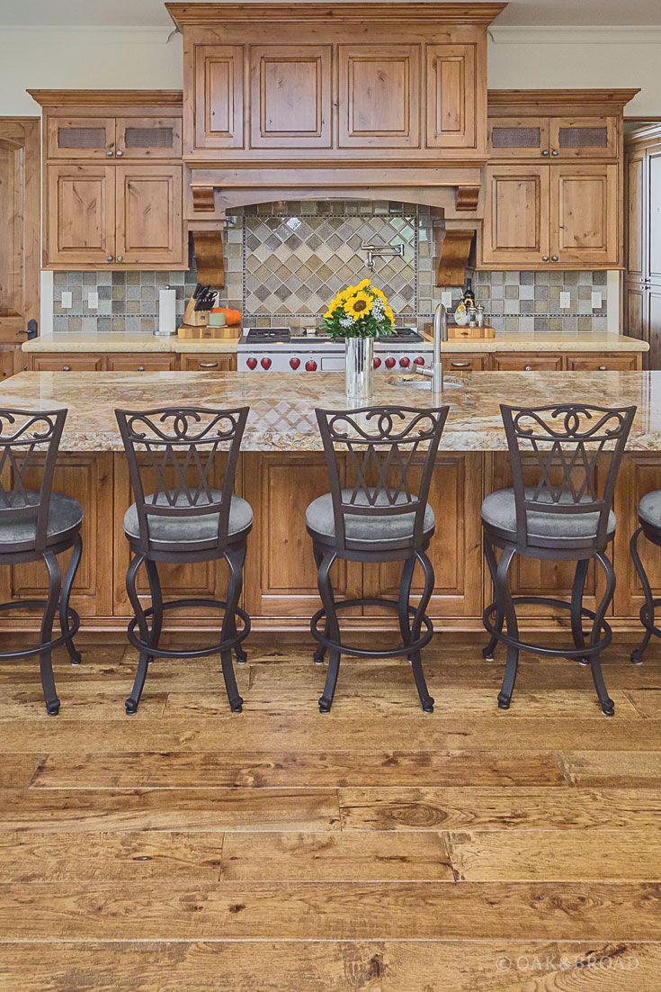 12 besten Hickory Wide Plank Flooring Bilder auf Pinterest ...