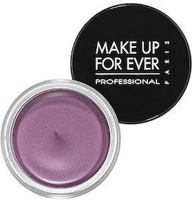 MUFE Pearly Mauve Aqua Cream...excellent waterproof eyeshadow!