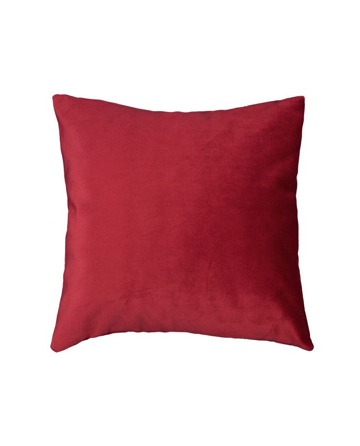 El cojín Hebra granate es ideal para cualquier salón, sofá o cama. Dispone de cremallera para sacar el relleno y lavarlo con facilidad. Un cojín de gran calidad