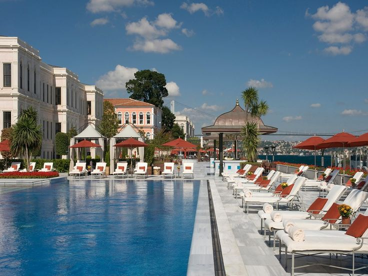 Four Seasons Hotel Istanbul at the Bosphorus: Turkey Hotels : Condé Nast Traveler