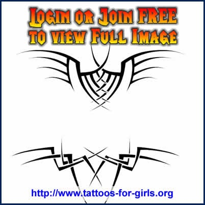 back tattoo 18 http://www.tattoos-for-girls.org/122/back-tattoos-for-girls/