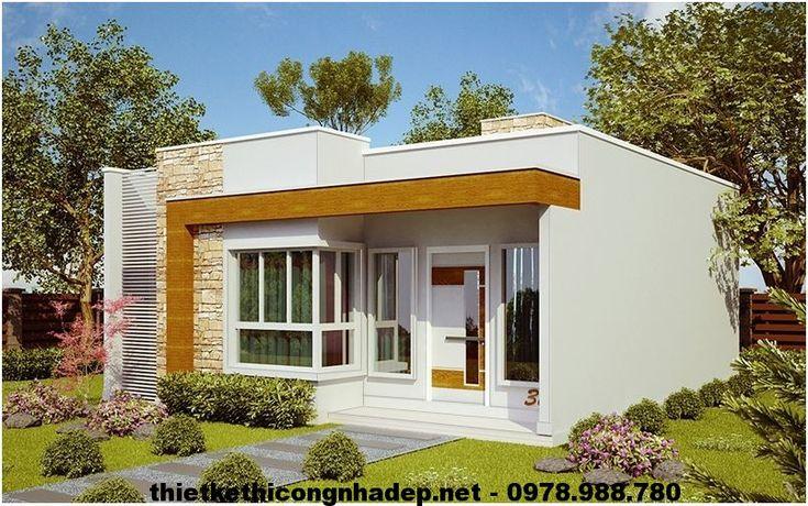 M u nh c p 4 n gi n p nh c p 4 m i b ng 80m2 ndnc49 for Casa moderna 80m2