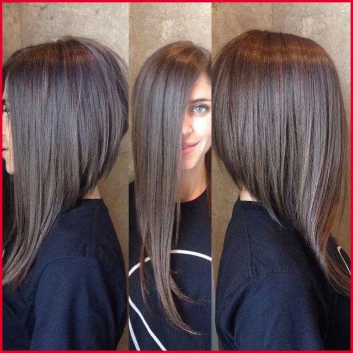 Beautiful Long Front Short Back Haircut Pics Of Haircuts Tutorials Long Bob Hairstyles Angled Haircut Long Angled Bob Hairstyles