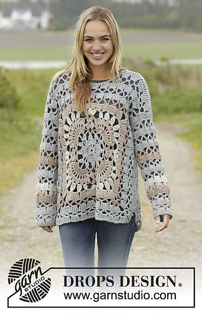 Ravelry: 171-35 Harvest Love pattern by DROPS design