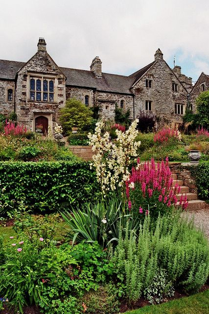 Cotehele House A Medieval Tudor Located In The Parish Of Calstock Cornwall
