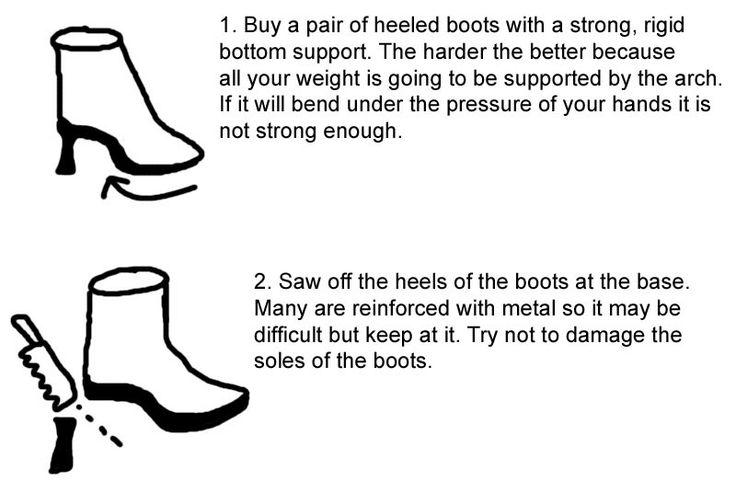 TUTORIAL Hoof Boots