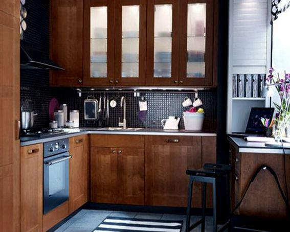 Modern Ikea Kitchen Cabinets The Small Kitchen Design And Ideas Blog
