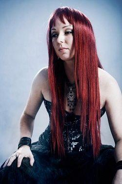 Interview : Heidi Parvianen - Amberian Dawn (2009)