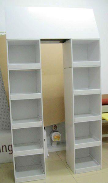 M s de 25 ideas incre bles sobre estantes de carton en for Estantes de carton