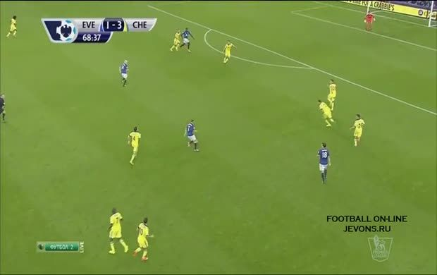 Everton 3-6 Chelsea: All goals and Match highlights
