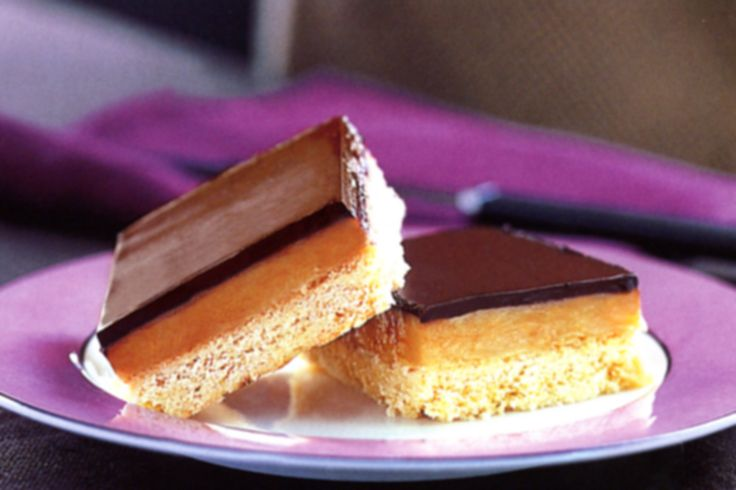 Chocolate caramel slice   Whether you're five or 55, chocolate is always high on the agenda, and with this simple recipe, it's easy to satisfy the cravings.