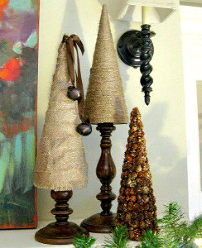 Rustic+Christmas+Crafts