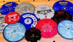 What's the best table saw blade? How many teeth should a blade have? Thin kerf or regular kerf blade? How to clean a blade? When to sharpen a blade? So many questions! Get all your saw blade questions in this how-to guide.