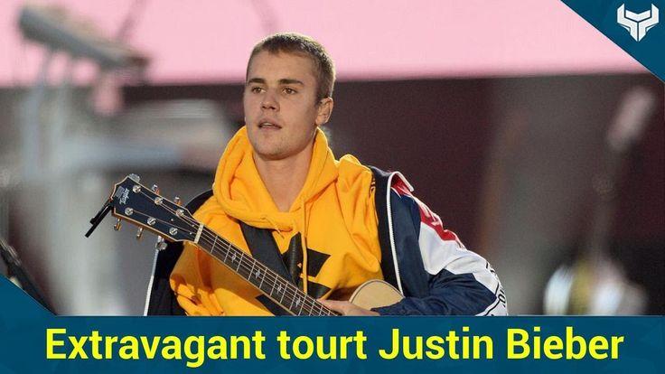 Protz gehört bei Justin Bieber (23) dazu! Der Sänger fliegt nicht nur in Privatjets und Helikoptern um die Welt es darf auch auf Tour nur das Edelste vom Edelsten sein. Aktuell befindet sich der Biebs für zwei Konzerte in London  und hat dafür extra einen tragbaren Jacuzzi dabei.   Source: http://ift.tt/2sAJOHJ  Subscribe: http://ift.tt/2tyc9TF Whirlpool: So extravagant tourt Justin Bieber