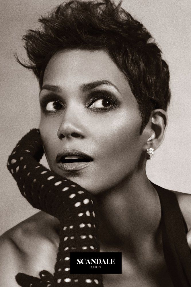 Halle Berry Invests in a Luxury Lingerie Line