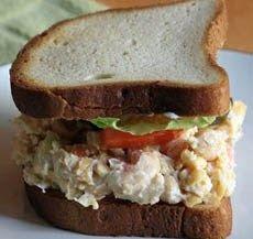Tunaless Salad Recipe Where You Don't Miss the Tuna.