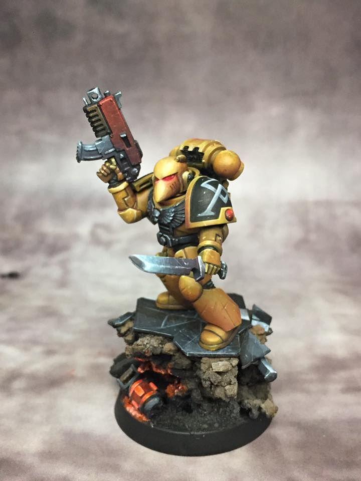 Warhammer 40k   Space Marines   Space Marine #warhammer #40k #40000 #wh40k #wh40000 #warhammer40k #gw #gamesworkshop #wellofeternity #miniatures #wargaming #hobby #tabletop