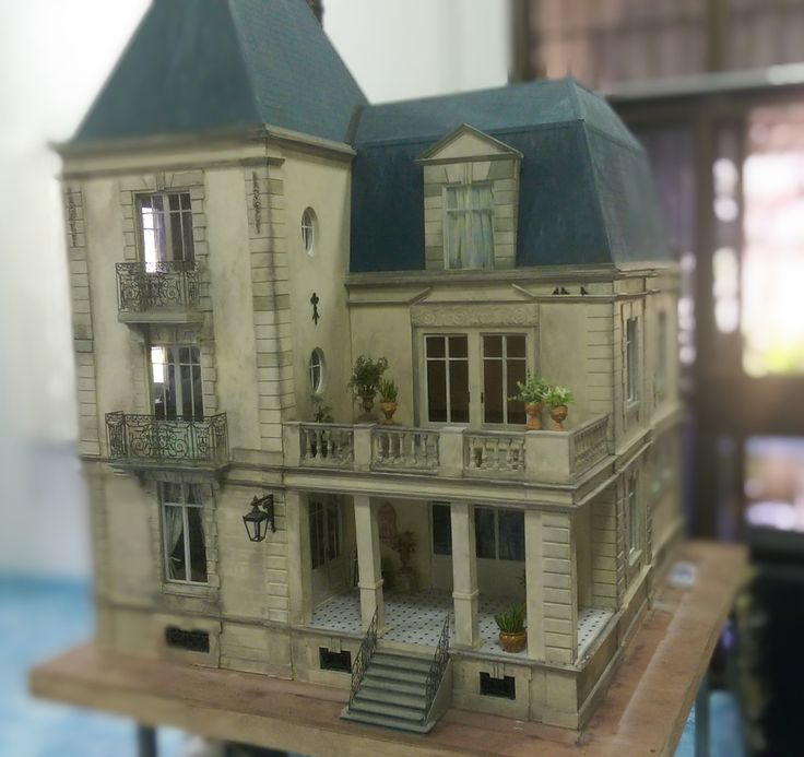 Dollhouse Miniatures In Las Vegas: 1027 Best Dollhouse: Facade And Structure Images On