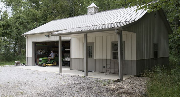 Morton Buildings Garage In Marysville Ohio Hobby