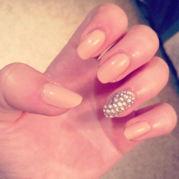 Kim kardashien look to my nails :P