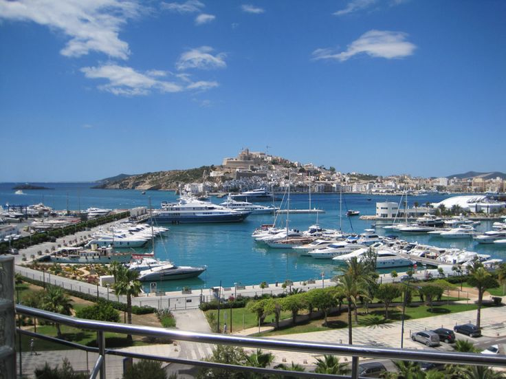 to rent elegant flat with spectacular views of ibiza town info http