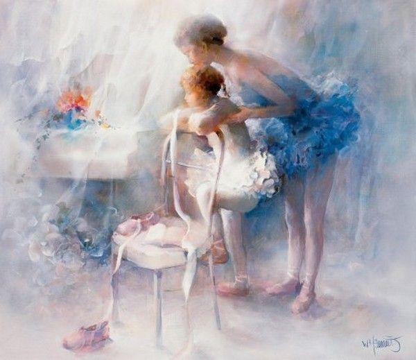 WILLEM HAENRAETS - Ballet