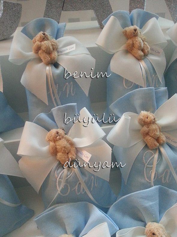 ucurtmali-ayicikli-bebek-ismi-nakisli-keten-mavi-hediyelik-lavanta-keseleri