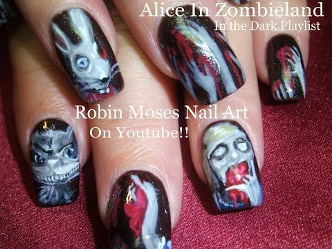 Best 25 scary nails ideas on pinterest nail piercing gothic over 70 horrific and scary nail art designs that are guaranteed to scare everyone prinsesfo Images