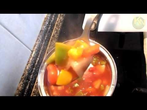 Molho Agri-Doce - YouTube