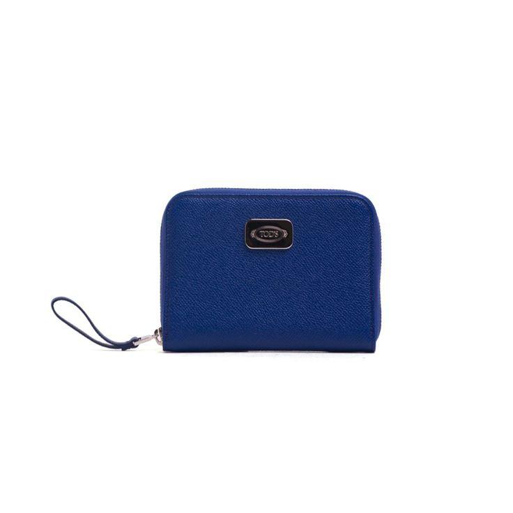 Tod's Women's Wallet, Blue