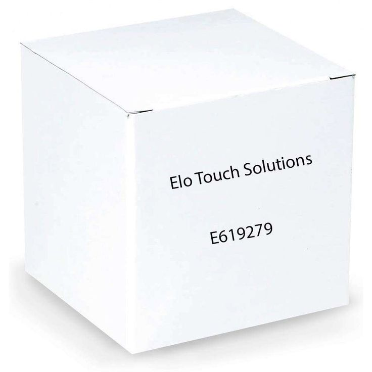 """Elo Touch Solutions, Inc - Elo 1900L Desktop Touchscreen Lcd Monitor - 19"""" - Surface Acoustic Wave - 1680 X 1050 - 16:10 - Gray """"Product Category: Computer Displays/Touchscreen Monitors"""". Elo Touch Solutions E619279."""