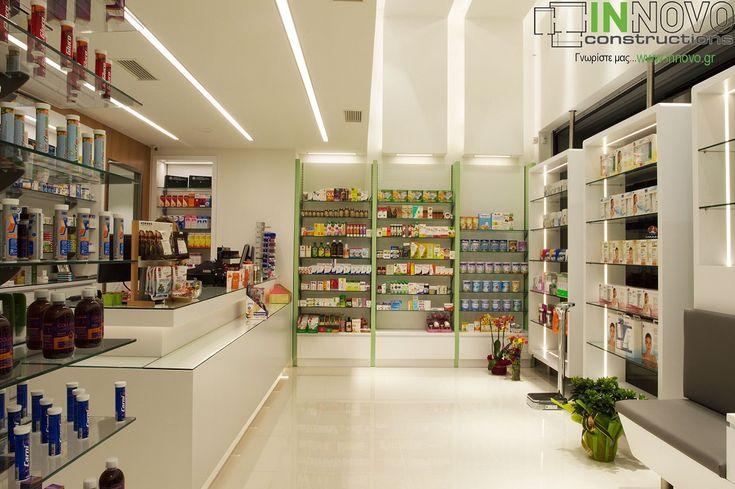 Κατασκευή φαρμακείου / Αργυρούπολη