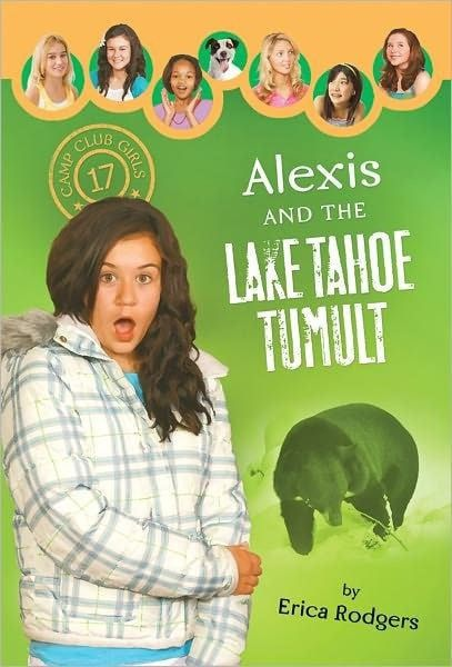 Alexis & Lake Tahoe Tumult (Camp Club Girls V17)