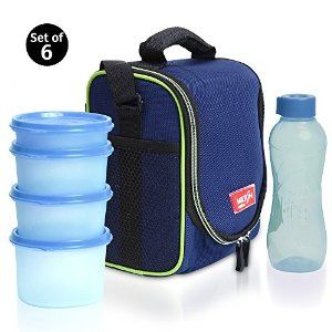 unique lunch set ,compact all in one lunch set with containers and water bottle a whole new game of packing lunches ,It matters what you eat - eat better be healthy ,great solution for sm lockers https://www.amazon.com/Milton-Insulated-Reusable-Containers-Quality/dp/B01HN47VT8/ref=sr_1_1?ie=UTF8&qid=1470939010&sr=8-1&keywords=milton+lunch+set