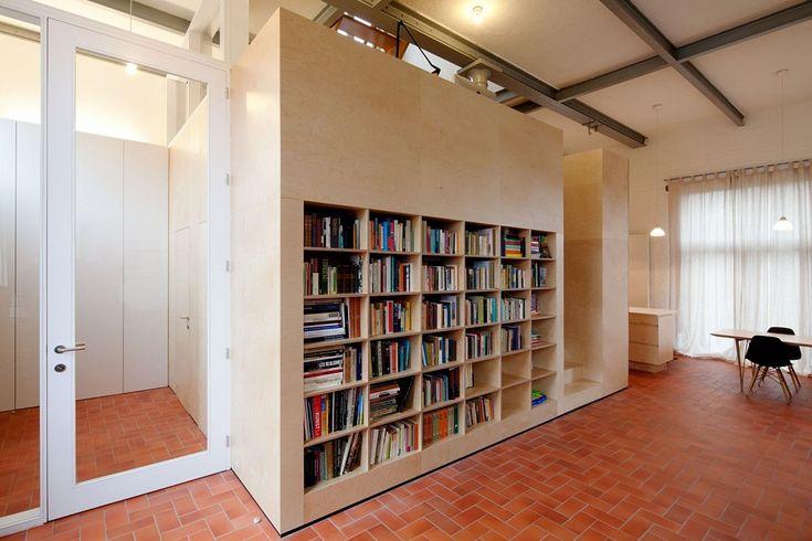 Meer dan 1000 afbeeldingen over binnenhuis architectuur op for Design appartement gent
