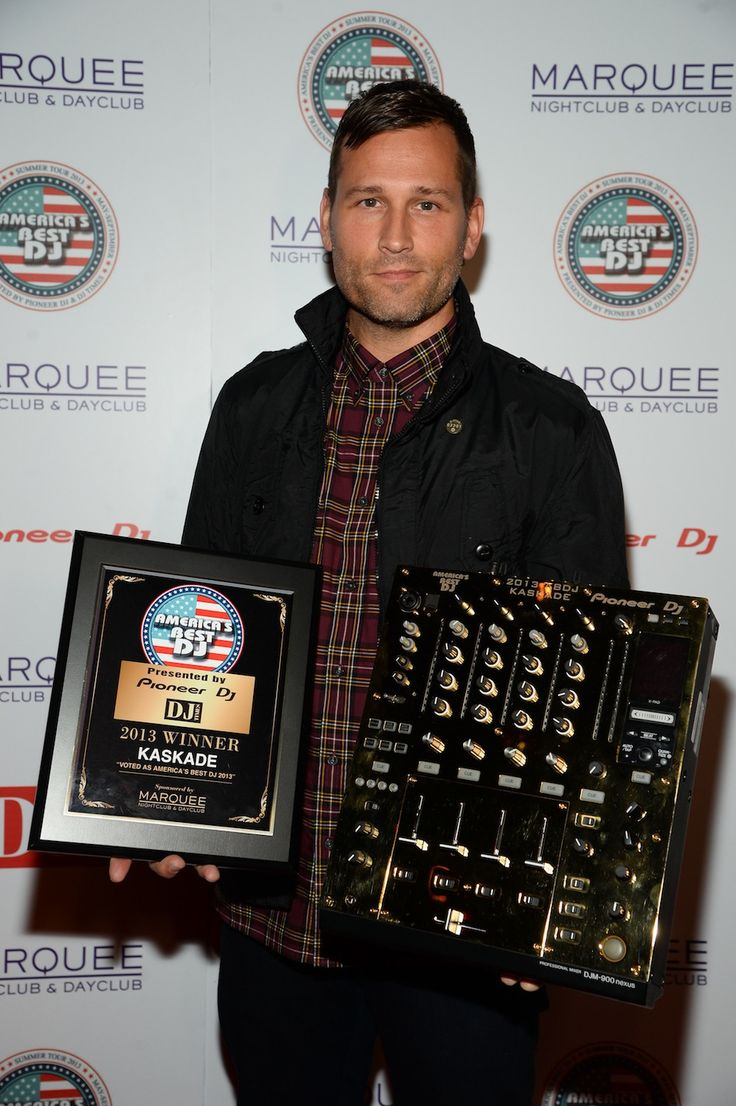 Kaskade Wins America's Best DJ 2013; Ashanti Parties More at Tao, Lavo - with his limited edtion 24 karat mixer