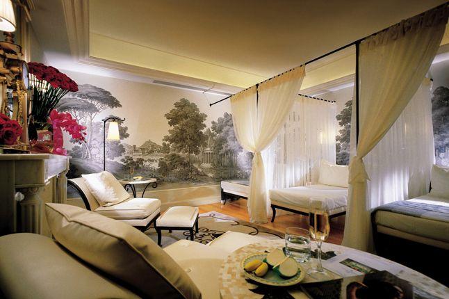 The Spa, Four Seasons Hotel George V Paris, France