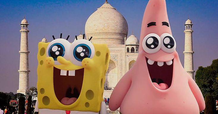 spongebob-film-trailer2 sponge out of water