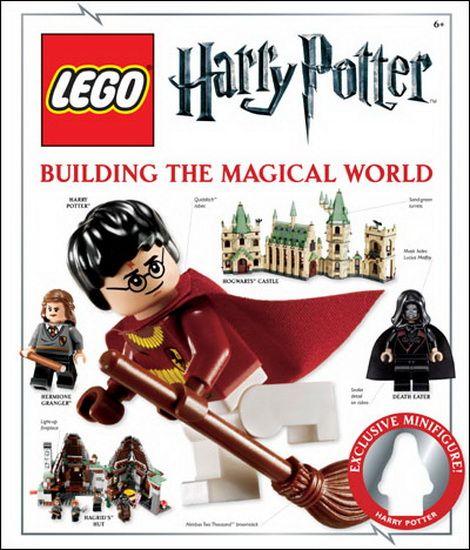 Prévue pour la sortie au cinéma du dernier film, cette encyclopédie recense tous les produits existant tout en racontant les diverses péripéties de Harry, Ron, Hermione et les autres. En plus, une figurine exclusive de Harry Potter avec deux visages interchangeables.
