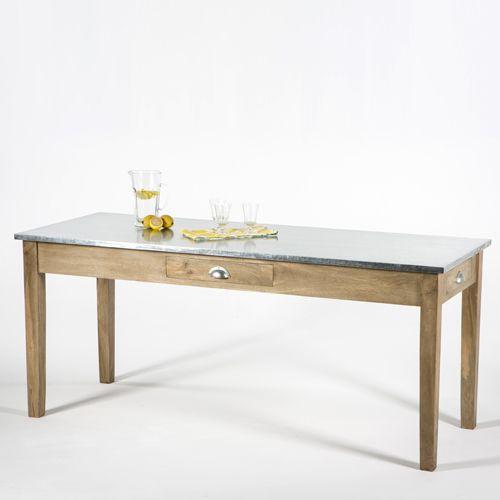 15 best Meubles images on Pinterest Bar stools, Furniture and Metal - construire un bar de cuisine