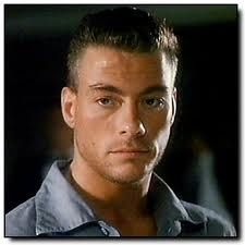 Jean Claude Van Damme - yip, I like my men buff.  Loved him since I first saw Bloodsport.