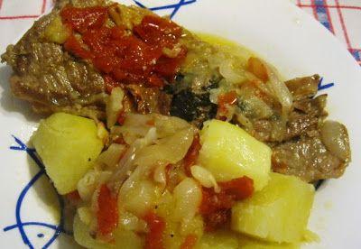 Cozinha com a Anna: Bifes de Cebolada